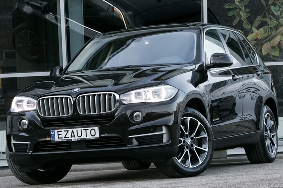 BMW X5 F15 40D 313ZS X-DRIVE PURE EXPERIENCE 7 SEATS BANG&OLUFSEN FOND ENTERTAINMENT NIGHT VISION INDIVIDUAL