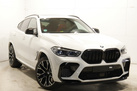 BMW X6M F96 COMPETITION 4.4i V8 625ZS BOWERS&WILKINS INDIVIDUAL M DRIVERS PACKAGE WARRANTY