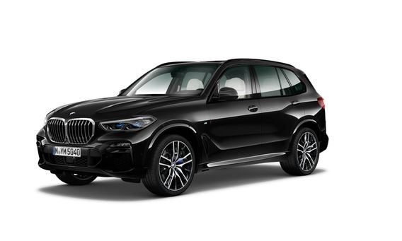 BMW X5 G05 40i 340ZS X-DRIVE M-SPORTPAKET AIR SUSPENSION INDIVIDUAL WARRANTY