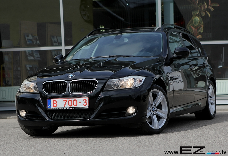 Bmw 318d Touring Facelift Ez Auto