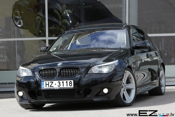 bmw 535d m sportpaket ez auto. Black Bedroom Furniture Sets. Home Design Ideas