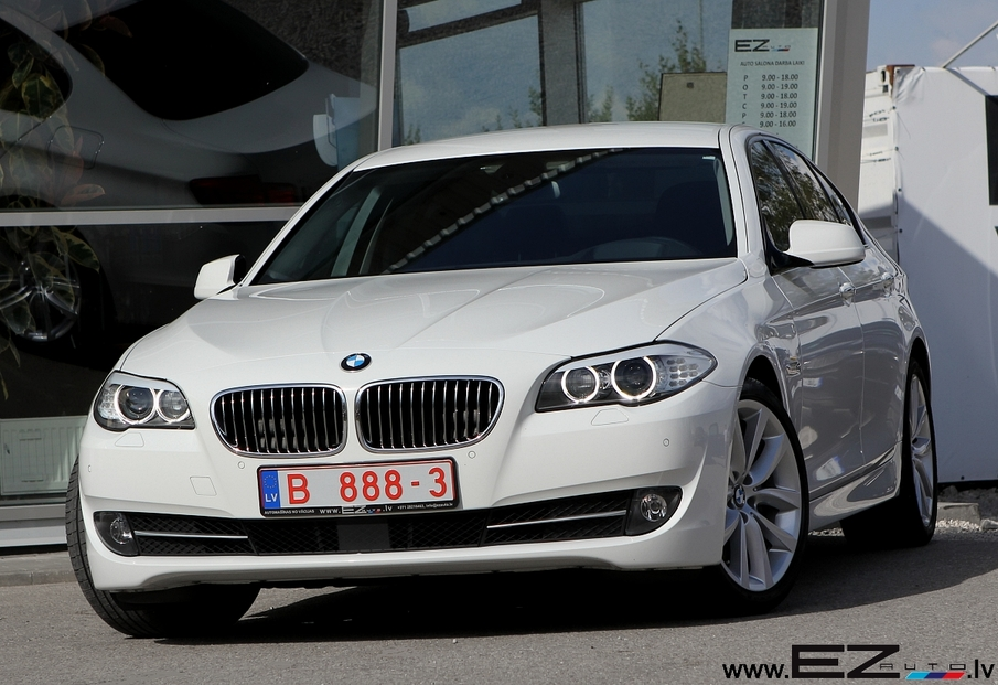 bmw 530d f10 alpinweiss 3 ez auto. Black Bedroom Furniture Sets. Home Design Ideas