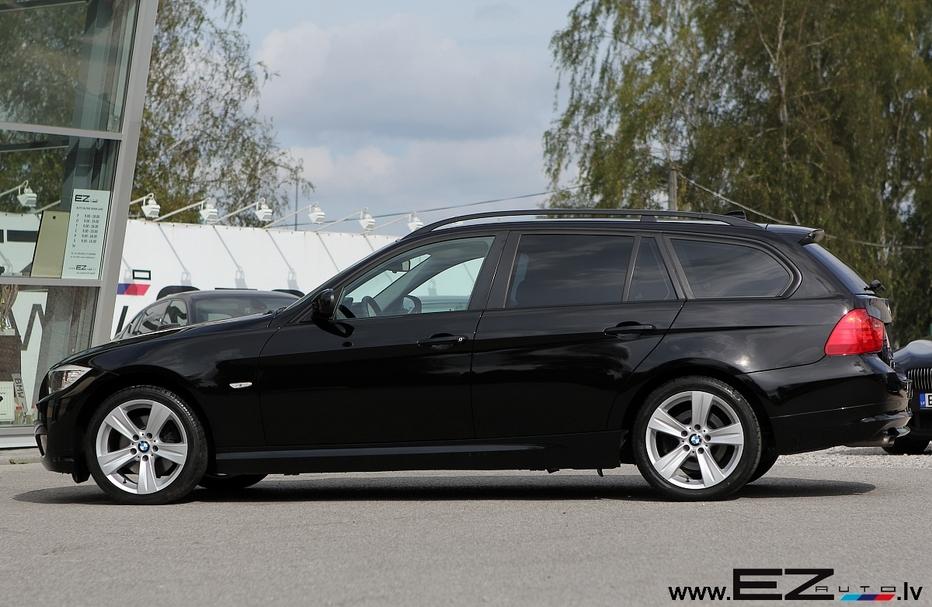bmw 318d touring facelift ez auto. Black Bedroom Furniture Sets. Home Design Ideas