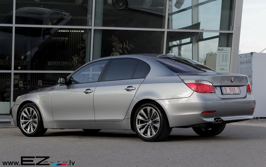 BMW 530D E60 | EZ AUTO