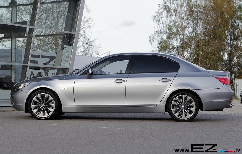Bmw 530d E60 Ez Auto
