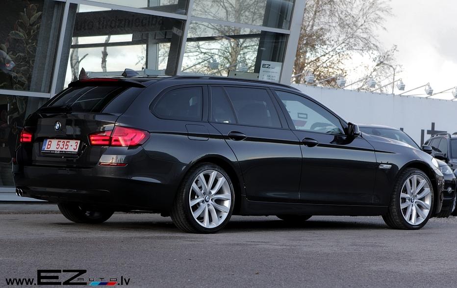 BMW 525D 3.0D 204 ZS TOURING F-11 | EZ AUTO