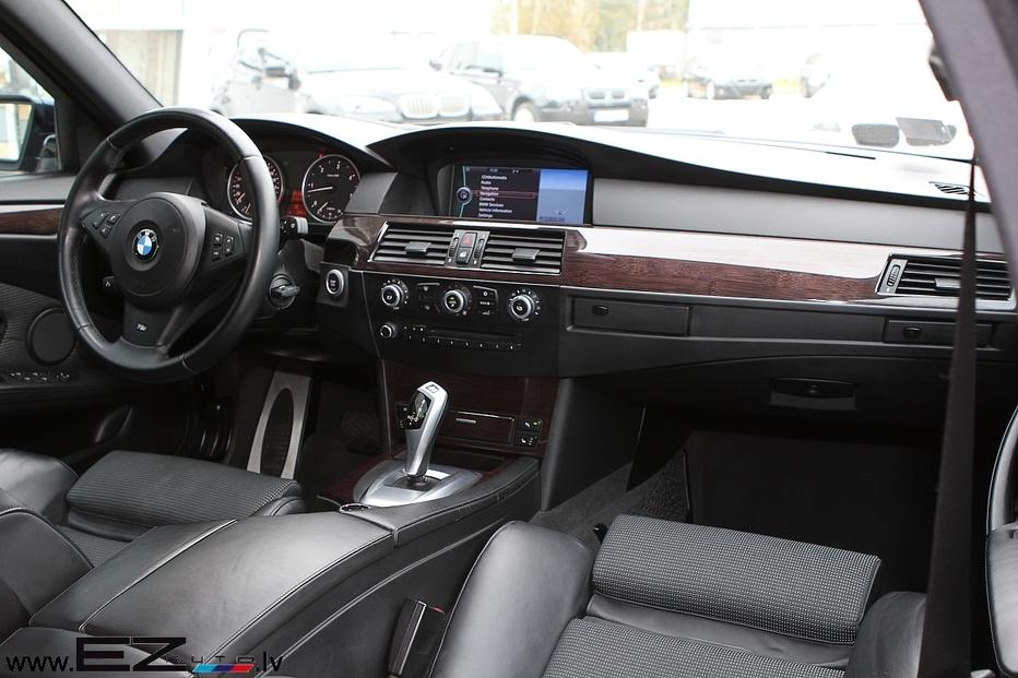 BMW 530D M-SPORTPAKET | EZ AUTO
