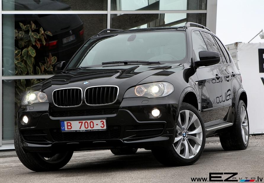 BMW X5 AERODYNAMIC PAKET | EZ AUTO