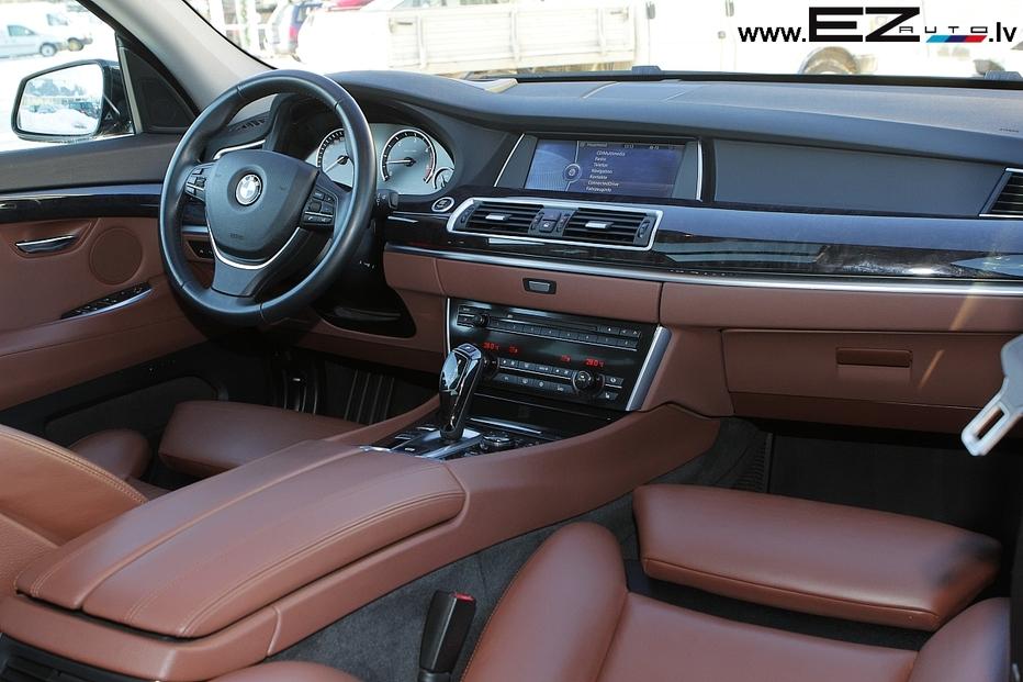 Bmw 530d Gran Turismo Ez Auto