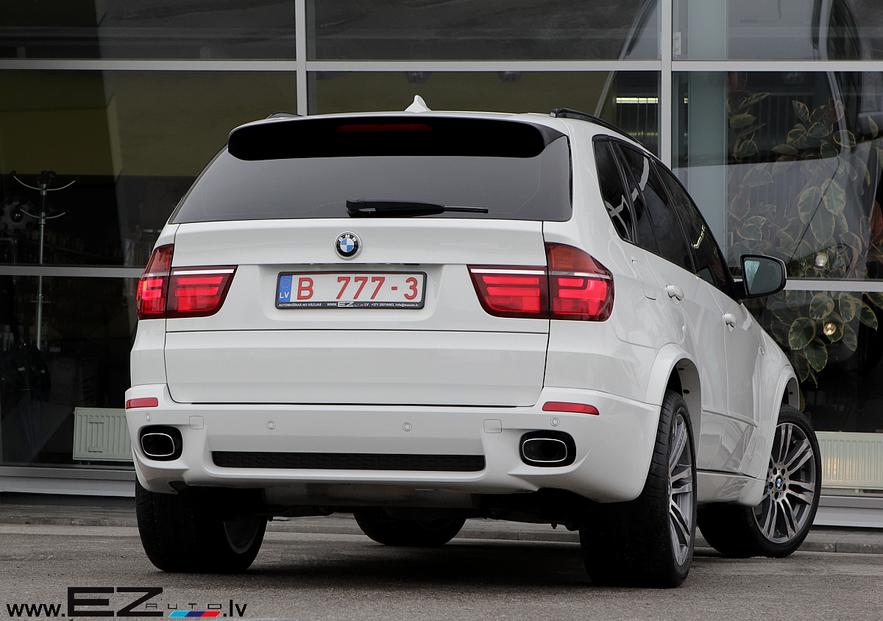 BMW X5 M-SPORTPAKET | EZ AUTO
