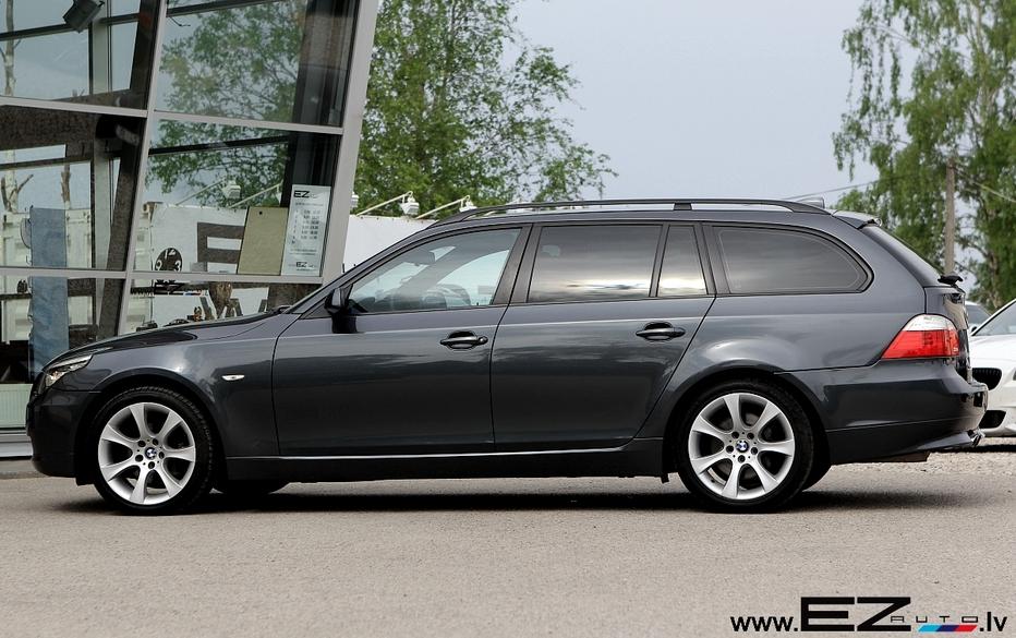 bmw 525d touring facelift ez auto. Black Bedroom Furniture Sets. Home Design Ideas