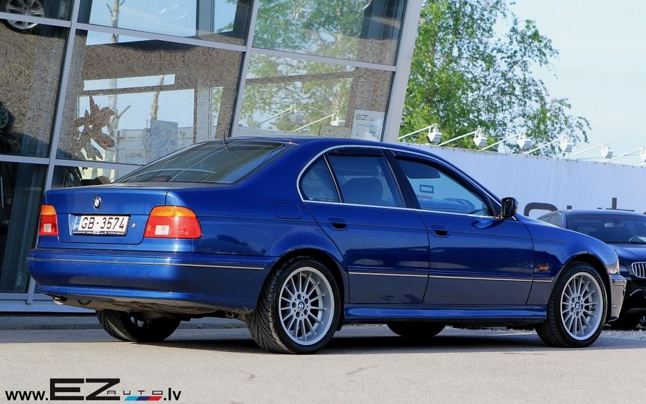 Bmw 535i E39 3 5i V8 245 Zs Ez Auto