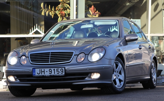 Mercedes benz e240 avantgarde ez auto for E240 mercedes benz