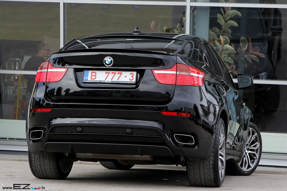 Bmw X6 4 0d 306 Zs Performance Ez Auto