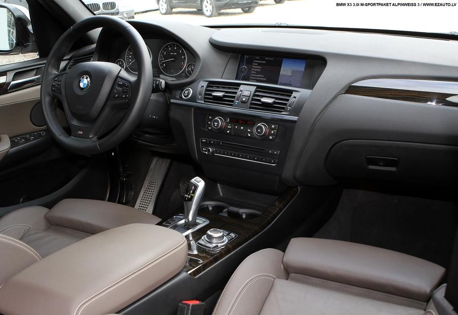 Bmw X3 M Sportpaket Ez Auto