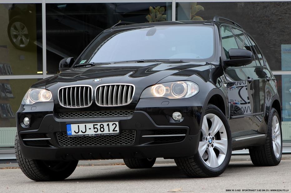 Bmw X5 Tow Capacity >> BMW X5 3.0SD SPORTPAKET   EZ AUTO
