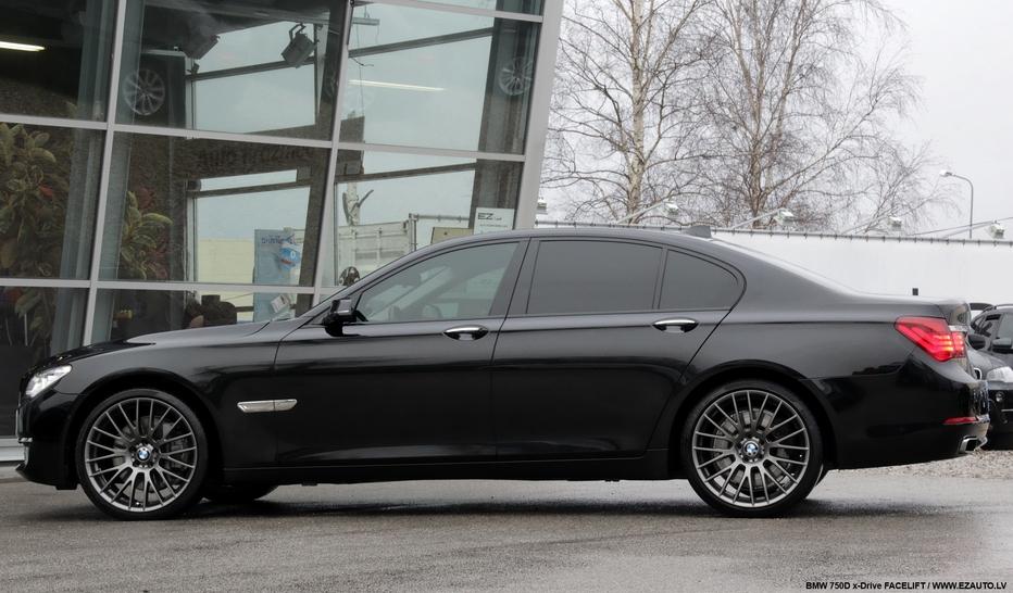BMW 750D X-DRIVE FACELIFT | EZ AUTO
