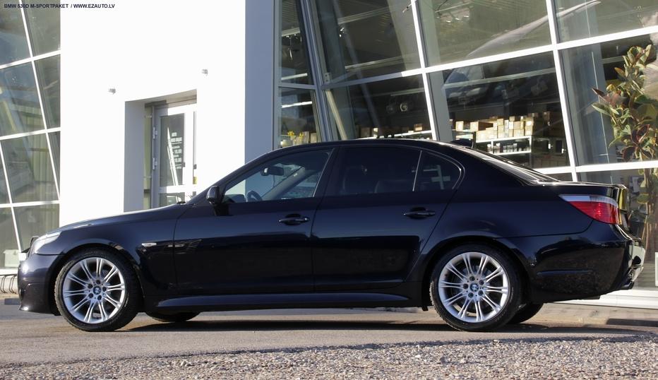 Bmw 530d M Sportpket E60 Ez Auto